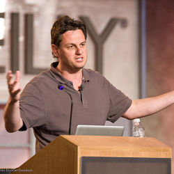 Google engineer Sean Quinlan
