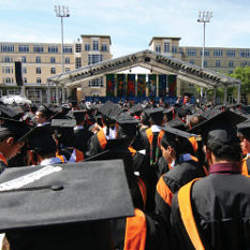 Carnegie Mellon University graduation