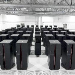 DOE Argonne supercomputer