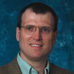 Institute for Advanced Computational Science director Robert Harrison
