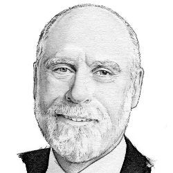 Google Inc. Vice President and Chief Internet Evangelist Vinton G. Cerf