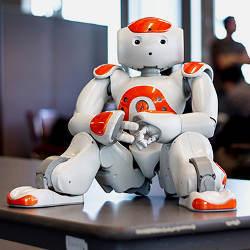 Robotics Trends - Magazine cover