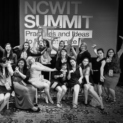 NCWIT Aspirations in Computing Award winners