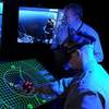 Virtual Reality Headset Helps Navy Simulate Future Workspaces