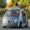 Google's Next Phase in Driverless Cars: No Brakes or Steering Wheel