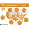 7 Cities Head for Smart City Transportation Challenge Finals