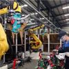 Rise of the Robots: 60,000 Workers Culled from Just One Factory as China's Struggling Electronics Hub Turns to Artificial Intelligence