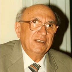 Mathematician Boris Trakhtenbrot.