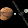 ExoMars Spacecraft Splits in Two to Explore Mars Surface and Air