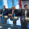 'I'm Here to Help,' Trump Tells Tech Executives at Meeting