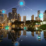 Internet of Things access points in a smart city also can serve as points of access for hackers.