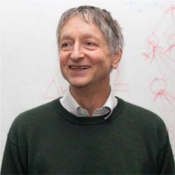 Geoff Hinton, University of Toronto