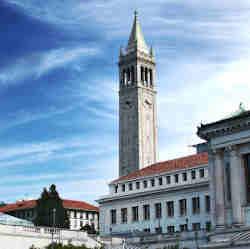 The University of California, Berkeley.