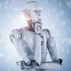 Pondering ethical artificial intelligence.