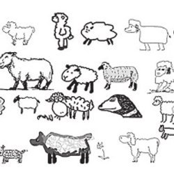 image of sheep from TheSheepMarket.com by Aaron Koblin