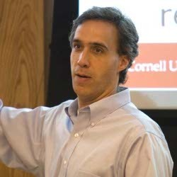 Cornell University Professor of Computing Daniel Huttenlocher