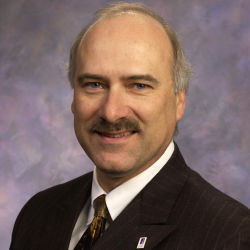 Dean Paul Kreider of Western Illinois University