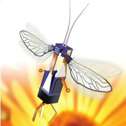 Harvard's robotic bee