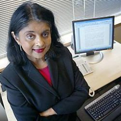 University of Texas at Dallas professor Bhavani Thuraisingham