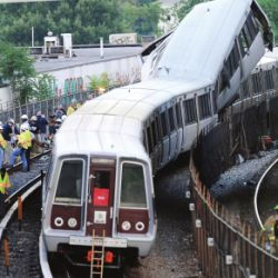 D.C. Metro subway crash