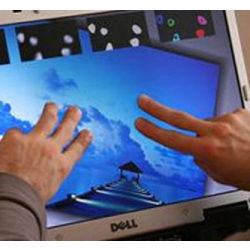 ThinSight interactive surface technology