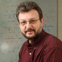 Indiana University Associate Professor Filippo Menczer