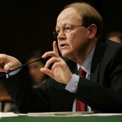 former U.S. Director of National Intelligence Michael McConnell
