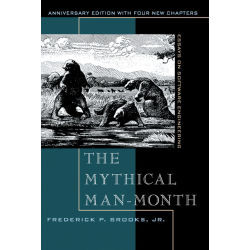 cover of 'The Mythical Man-Month'