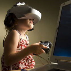 That interrupt Virtual reality adult game question