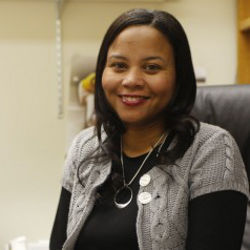 Baylor University Assistant Professor Mia Moody