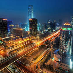 Central Business District, Beijing