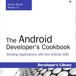 Android Developer's Cookbook cover