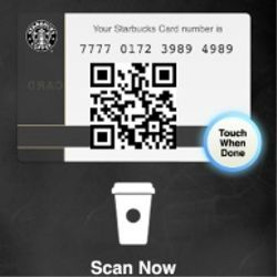 Starbucks pay app