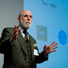 A Father Knows Best: Vint Cerf Re-Thinks the Internet in Stanford Talk