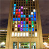 Hackers Turn MIT Building Into Giant Tetris Game