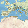 Interactive Map Like Gps For Roman Empire