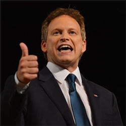 Grant Shapps, Tory king of Twitter