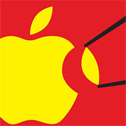 can apple win over china careers communications of