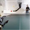 Ping-Pong Robot Learns to Play Like a Person