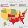 The States with the Riskiest Voting Technology