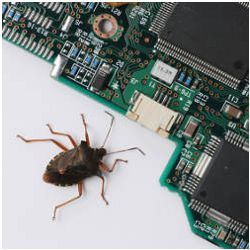 bug and hardware