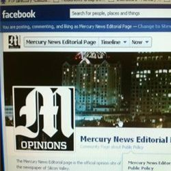 San Jose Mercury News Editorial Facebook page