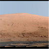 Panorama From Nasa Mars Rover Shows Mount Sharp