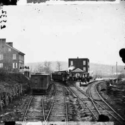 Hanover Junction, Pa., 1863