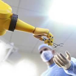 Collaboration With a Robotic Scrub Nurse   May 2013 ...