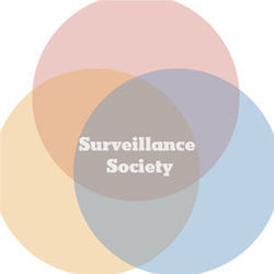 Surveillance society diagram