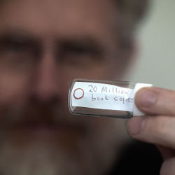Harvard geneticist George Church