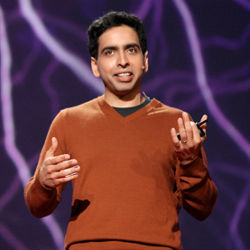 Salman Khan of the Khan Academy