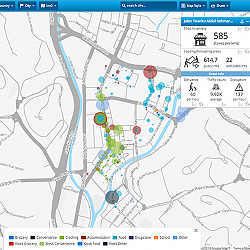 In The World: Mapping the Logistics of Megacities | News ...