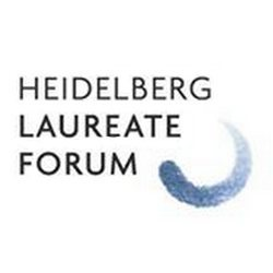 The logo of the Heidelberg Laureate Forum.